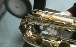 Powertone Baritone Saxophone