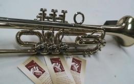Hodomin Trumpet