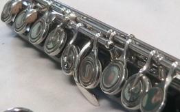 Rudall Carte Flute